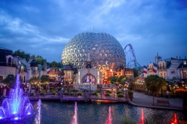 Europapark Deal including accommodation for 2 people