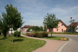 Ringsheim in Germany - quiet, cosy, friendly