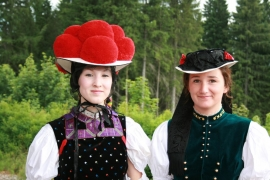 Black Forest - Traditional clothes