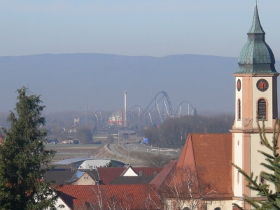 Ringsheim, Germany - Near Europapark